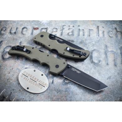 Складной нож Cold Steel Recon 1 Tanto 27TLTVG