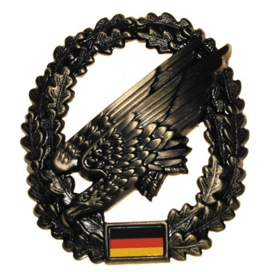 "Эмблема на берет BW ""Fallschirmj?ger"""