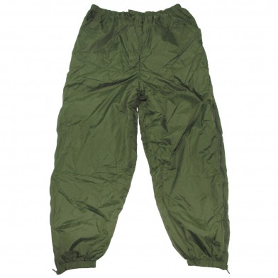 Британские термо-брюки Softie, олива б.у.
