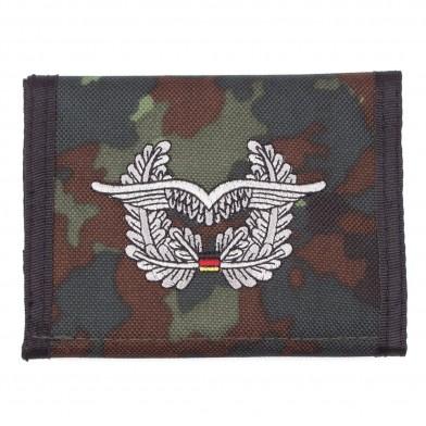 "Кошелёк Bw ""Luftwaffe"", Flecktarn"