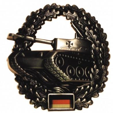 """Эмблема на берет BW """"Panzertruppe"""""""