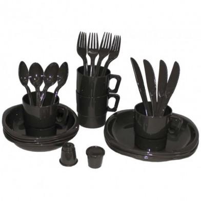 Набор посуды для отдыха на природе