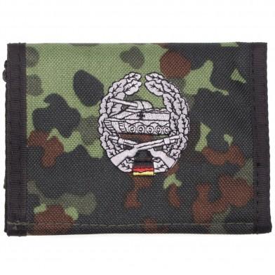"Кошелёк Bw ""Panzergrenadiere"", Flecktarn"