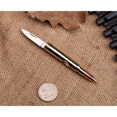 Нож- патрон, брелок 7.62