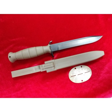 Нож  Bh feldmesser -2 олива