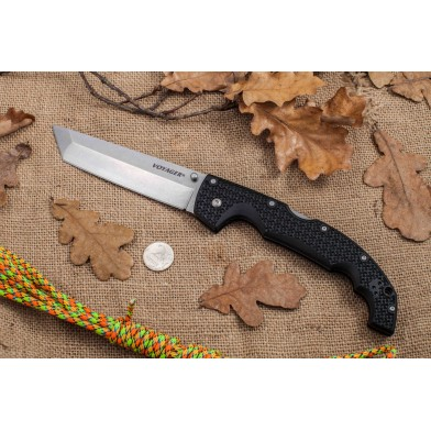 Cold Steel Voyager Extra Large Tanto Point 29TXCT