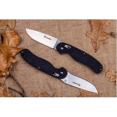 Нож складной туристический Ganzo G727M-BK