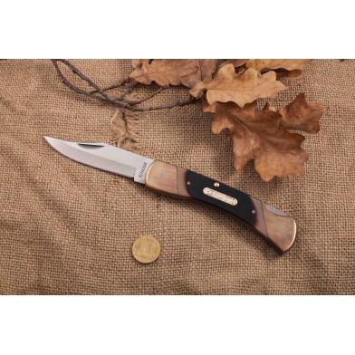 Schrade Old Timer Cave Bear Lockback Folding Knife 7OT