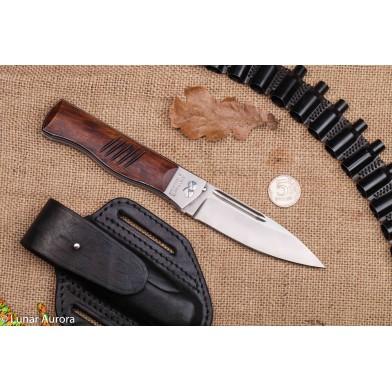 Нож  Фактор Уверенности складной - Ураков