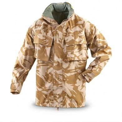 Непромокаемая куртка армии Британии DDPM Gortex, новая