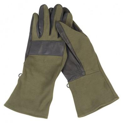 Тактические перчатки с кожаной отделкой армии bw олива