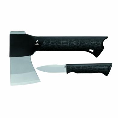 Набор Gerber Outdoor Gator Combo Axe (топор + нож), блистер, 31-001054